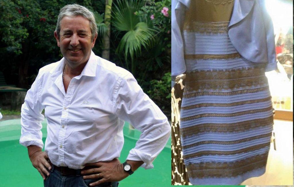 Historia Del Vestido Blanco Y Dorado Elegantes Vestidos De