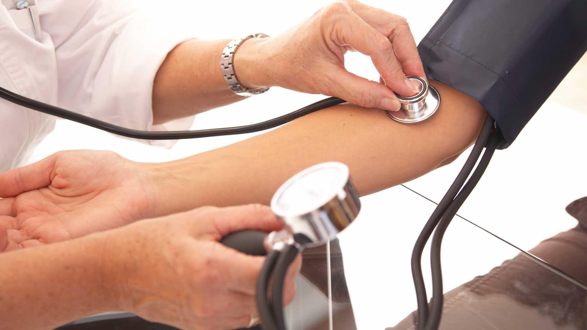 Presión arterial salud australiana