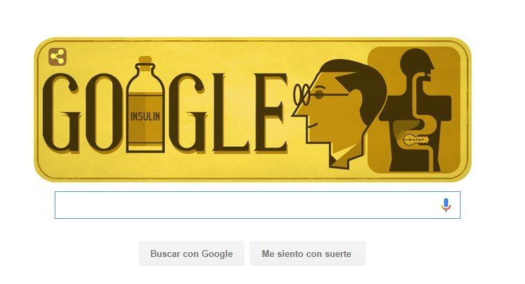 Por este motivo Google le creó un doodle | FOTOS — Frederick Grant Banting