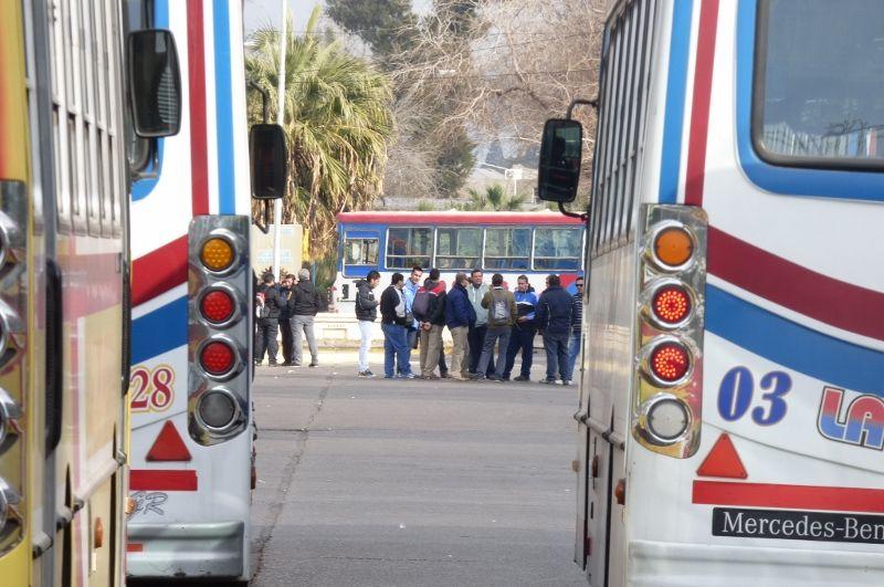 Resultado de imagen para fotos de transporte de pasajeros de 25 de mayo san juan