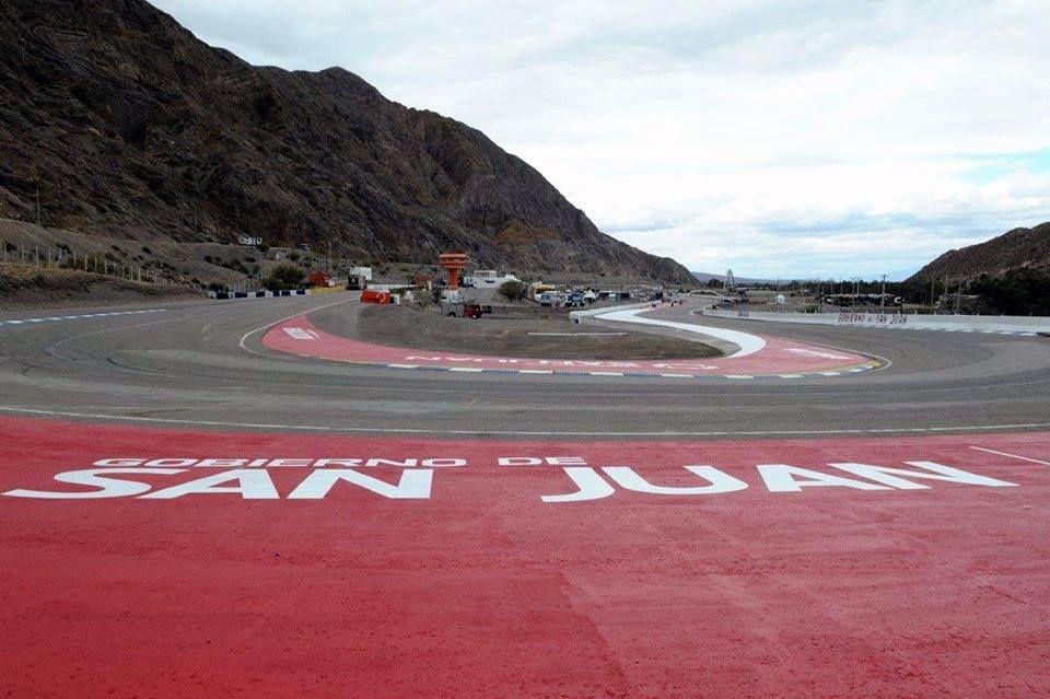 Circuito Zonda San Juan : Confirmaron el autódromo eduardo copello en el calendario 2017 del