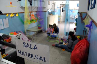 San juan incluy educaci n sexual en los dise os for Diseno curricular de jardin maternal