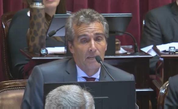 Suspendieron al camarista Eduardo Freiler y aprobaron su juicio político