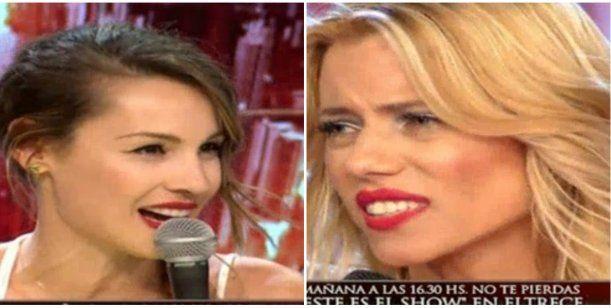 Escándalo entre Pampita, Nicole Neumann y Marcelo Polino