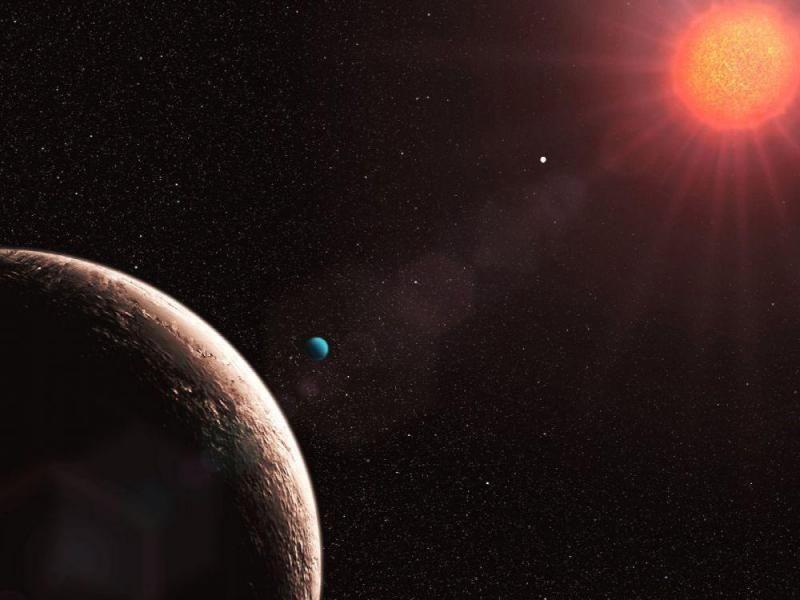Resultado de imagen de El Planeta Próxima b