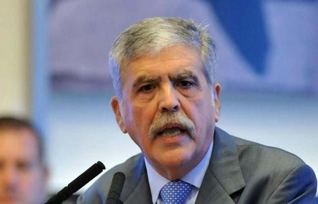 Julio De Vido que se negó a prestar declaración indagatoria