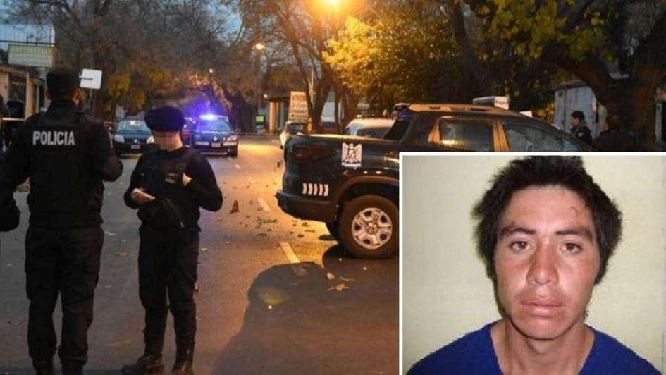 Ejecutaron a un joven de 25 años en Las Heras