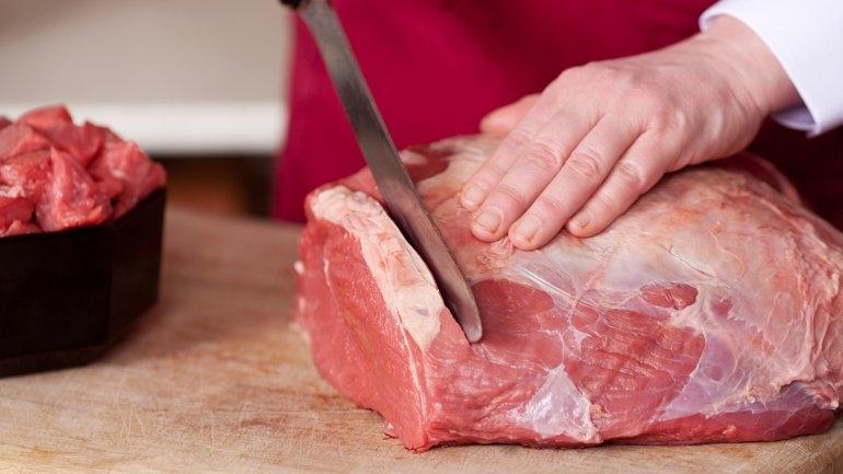 La carne le ganó al costo de vida: subió 2,1%