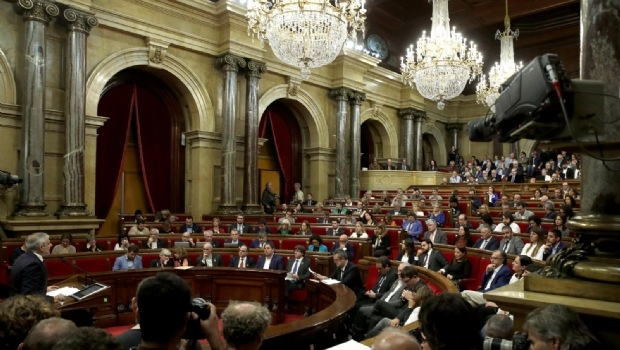 Ningún estado ha reconocido la independencia de Cataluña