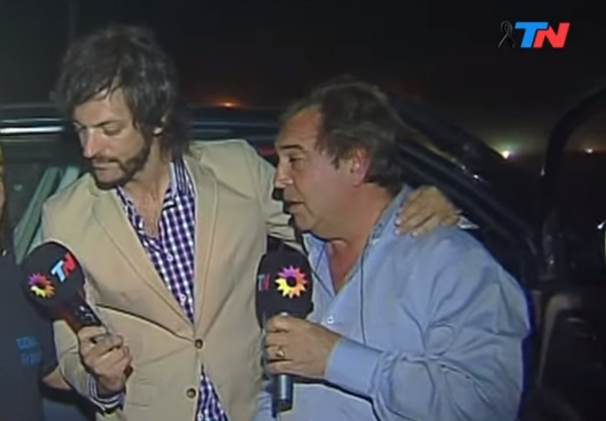 Falleció Edgardo Antoñana, el conocido periodista y conductor del canal TN — Triste
