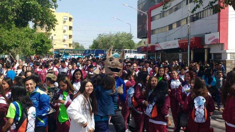 Buenos Aires se prepara para la Final de los Juegos Nacionales Evita