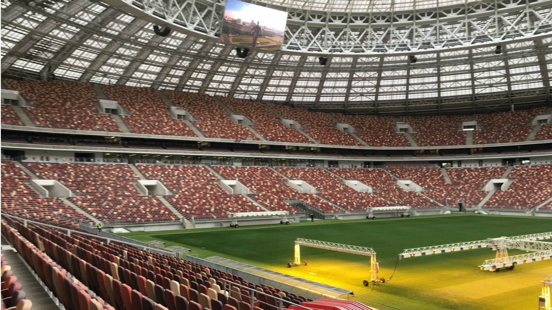 Argentina enfrentará mañana a Rusia — Camino al Mundial