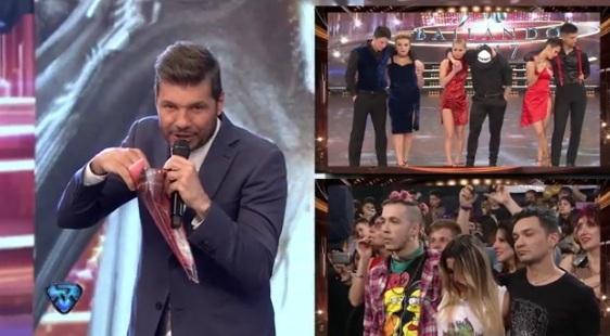 El Polaco y Tyago Griffo, eliminados del Bailando 2017