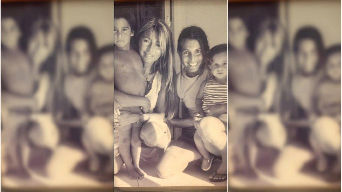Cris Morena se reencontró con los ex Casi Ángeles