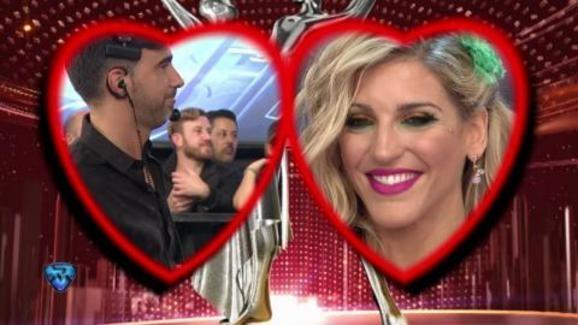 Federico Hoppe y Macarena Rinaldi confirmaron el romance a los besos