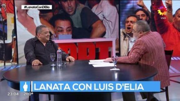 Luis D' Elia fue condenado a 4 años de prisión