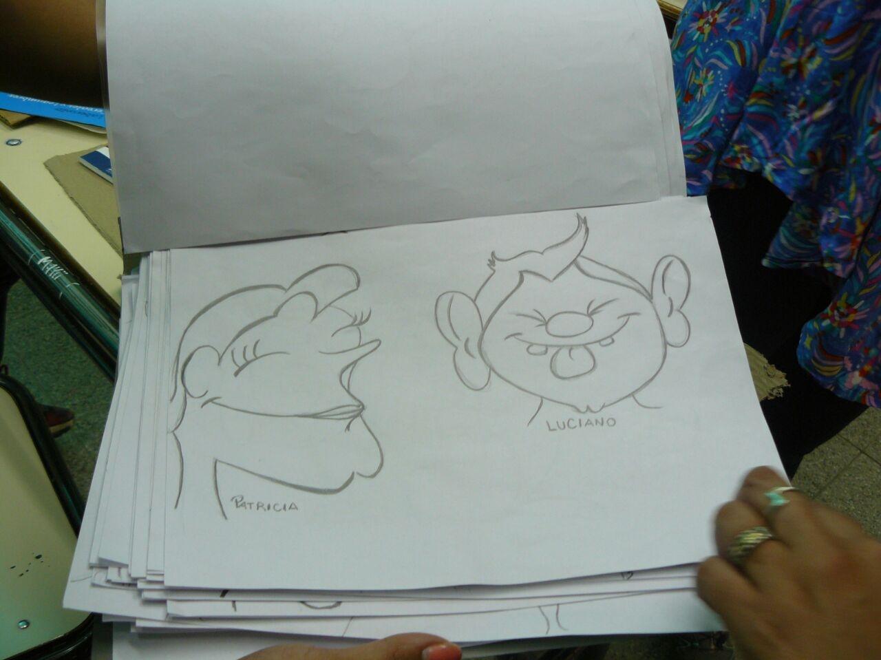 Alumnos de un CAJ de San Martín hicieron libros para colorear para ...