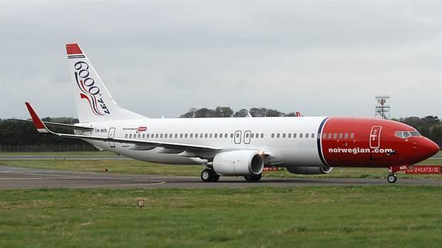 Las 153 nuevas rutas que ofrecerá la aerolínea Norwegian — Low cost