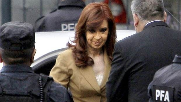 Cristina apeló el pedido de desafuero