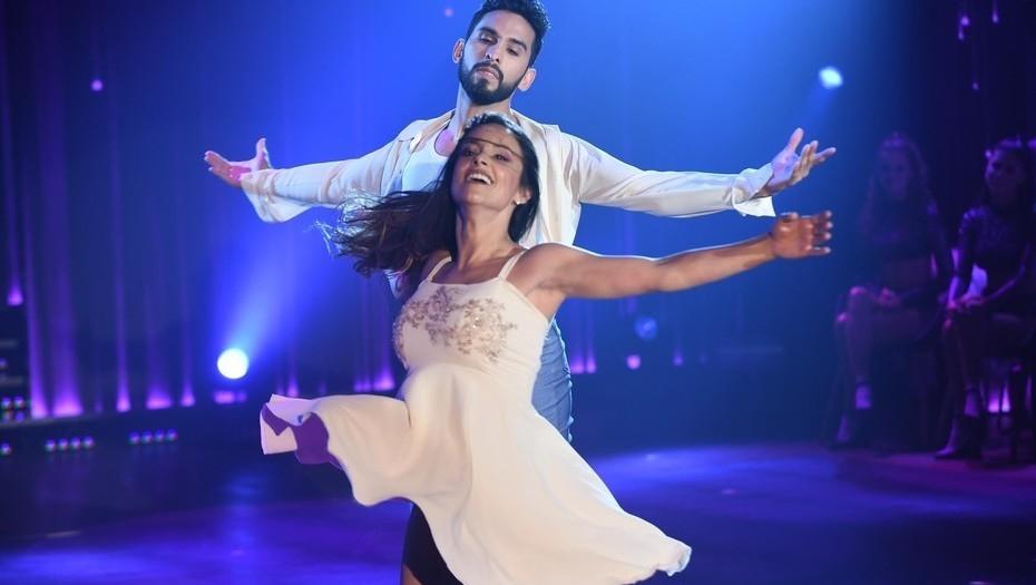 Laurita Fernández y Fede Bal son los segundos finalistas del Bailando 2017