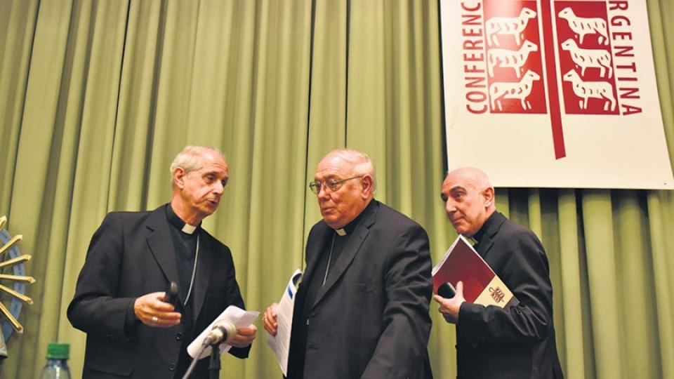 La Iglesia repudió la violencia y abogó por el diálogo