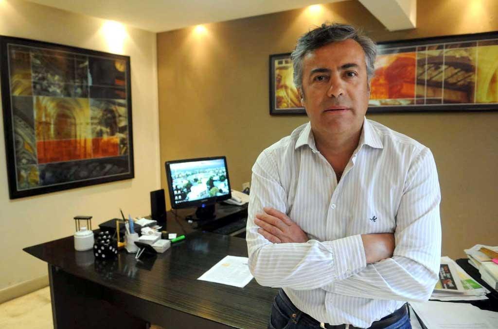 Por consenso impulsan a Alfredo Cornejo como nuevo presidente de la UCR