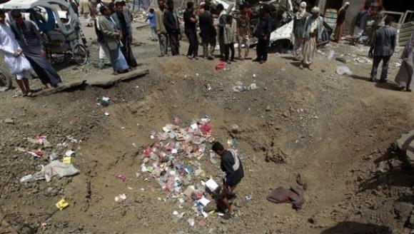 Mueren 10 mujeres en ataque aéreo encabezado por Arabia Saudí en Yemen