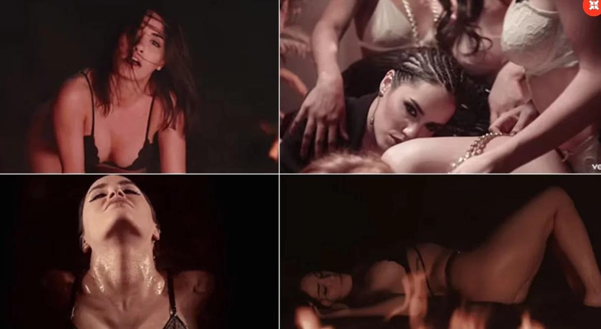 Lali Espósito, súper hot en su nuevo videoclip