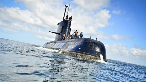 Investigarán tres nuevos indicios a 40 días de la desaparición del submarino
