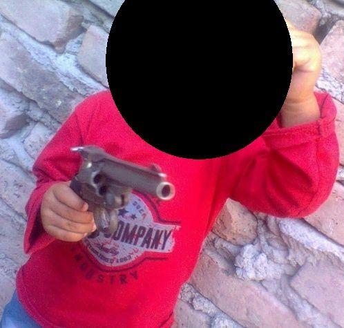 San Juan: subió esta foto de su nene y todos se indignaron
