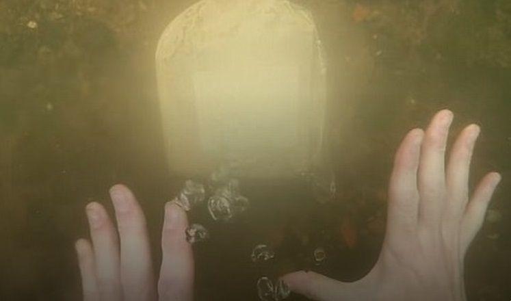 Macabro hallazgo de un buzo que buscaba un tesoro escondido