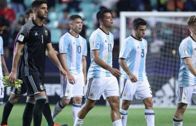 EEUU avanza en Mundial Sub20; Argentina y Ecuador, fuera