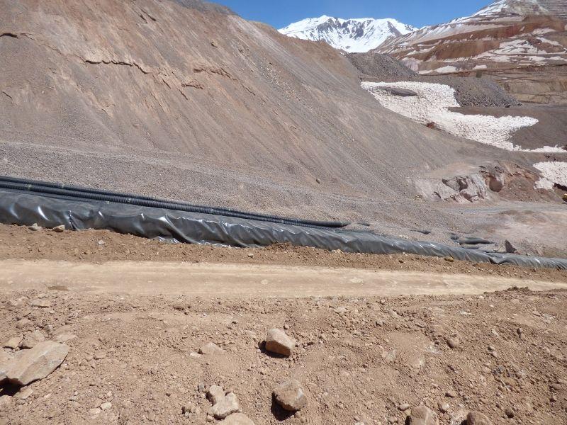 Juez levanta paralización de mina del oeste de Argentina operada por Barrick