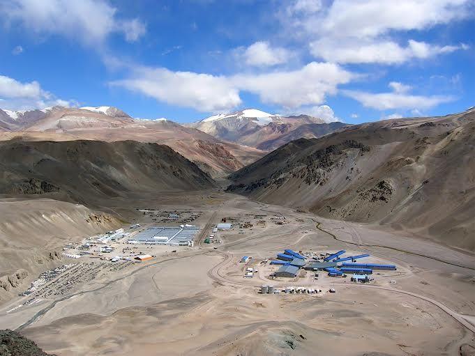 Oritja espera el informe de los trabajos de mejora en la mina Veladero