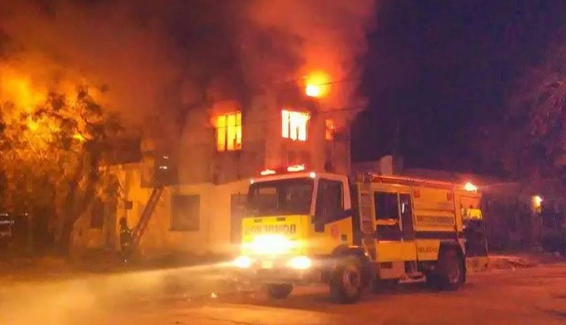 Mar del Plata: murieron dos hermanitos en un incendio