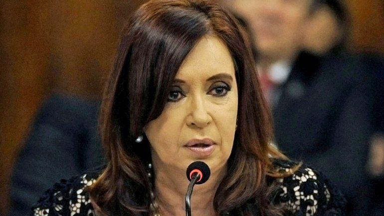 Cristina Kirchner pidió el apartamiento del juez Bonadio en la causa AMIA