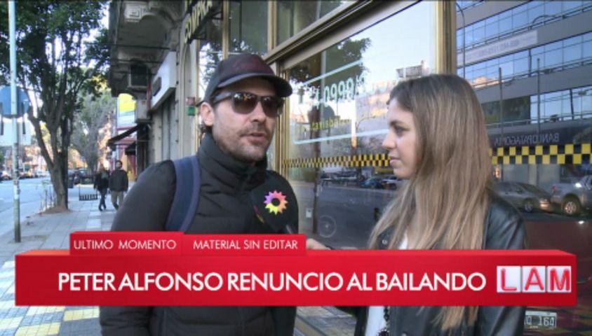 Bailando por un sueño 2017: Pedro Alfonso se despide de la pista