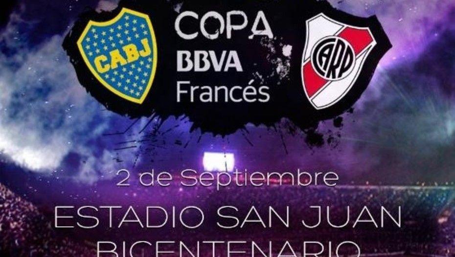 Habrá superclásico en San Juan durante la fecha FIFA