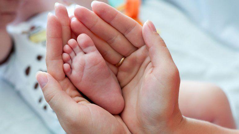 Encontraron un bebé en una bolsa de consorcio — Córdoba