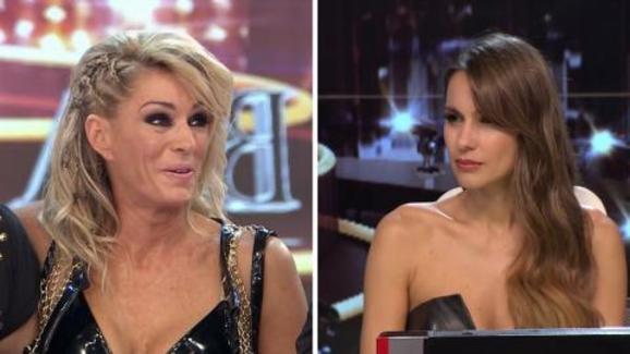 Yanina Latorre habló de su mal momento y Pampita la liquidó con un gesto