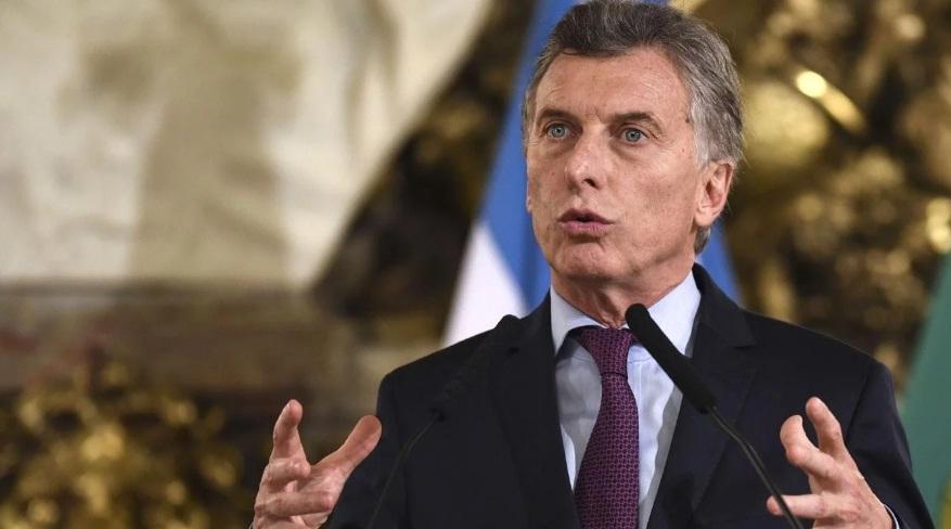 Le realizarán una cirugía en la rodilla a Macri