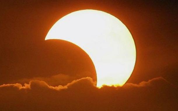 Eclipse solar en México se verá de manera parcial