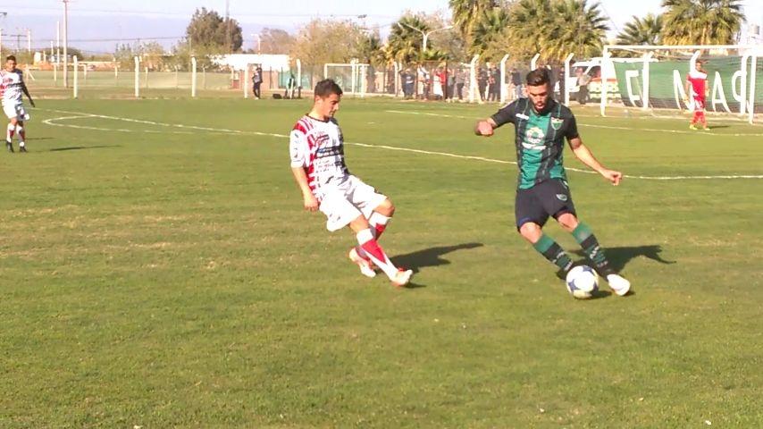 Con goles de Barceló y Gelabert San Martín venció 2