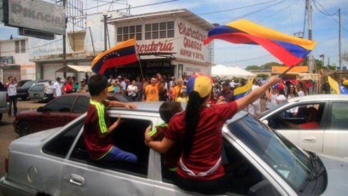 VENEZUELA: Gobierno argentino sugiere no viajar a Venezuela