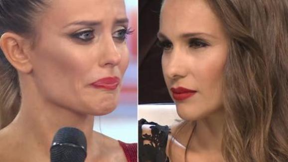 Pampita hizo llorar a una bailarina culpa del vestuario