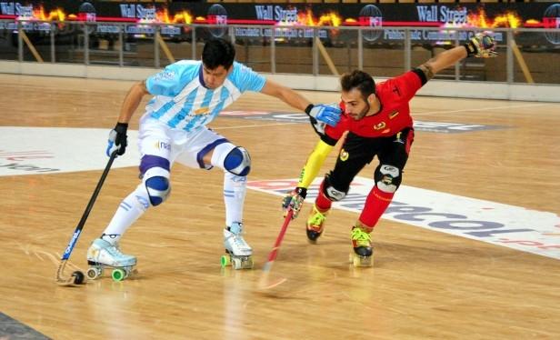 Argentina se quedó con el grupo con otra goleada