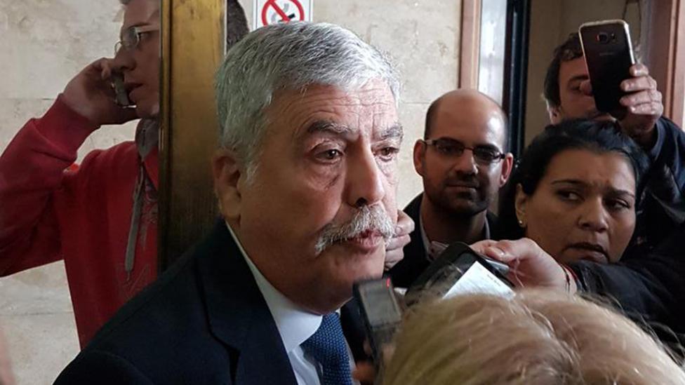 Los abogados de De Vido renunciaron a todas sus causas