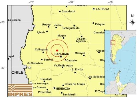 Dos sismos sacudieron San Juan este sábado