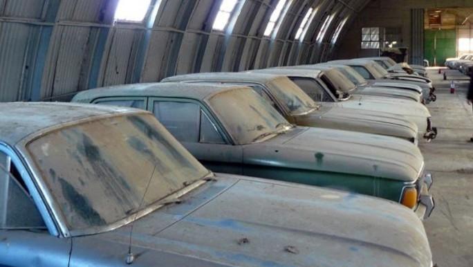 El Ejército rematará uno de los Ford Falcon de la dictadura