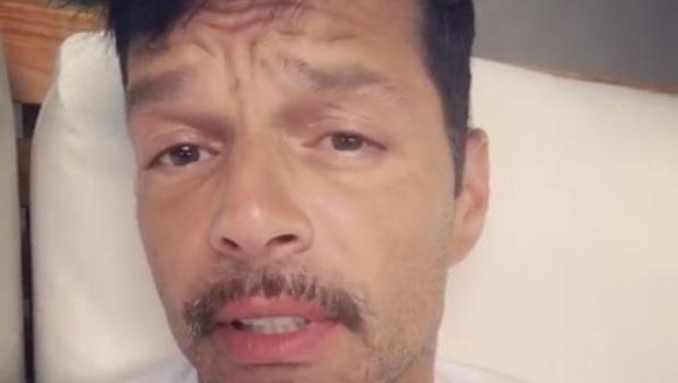 Ricky Martin expresa preocupación ante el paso de Irma por la Isla